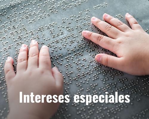 vive experiencias intereses especiales
