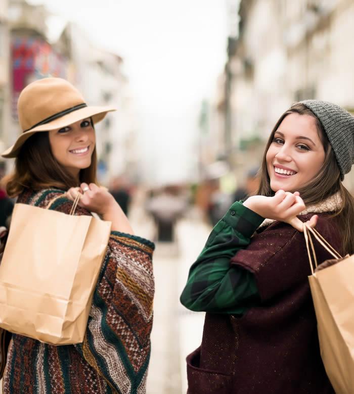 vive shopping tour