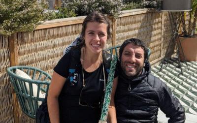 Barcelona accesible: Mi experiencia viajando con mi pareja