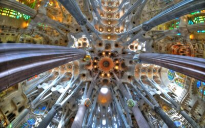 La Sagrada Familia y Recinto Modernista Sant Pau