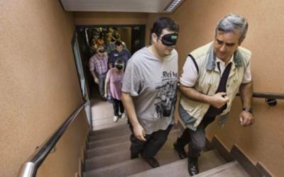 Experiencias inclusivas y de discapacidad simulada