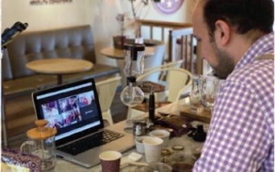 ¡Vive un Bautizo Cafetero Virtual!